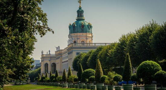 berlin-germnay-charlottenburg-palace