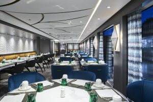 River Cruising - Dining Areas