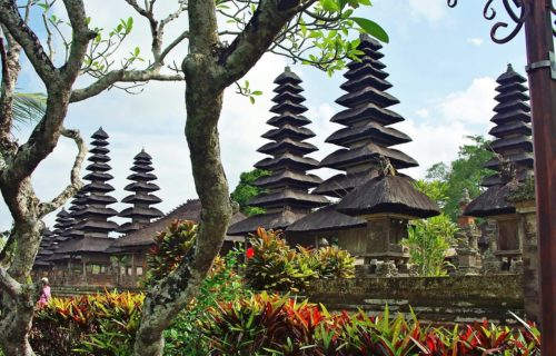 Bali-Indonesia-Temple-Flowers