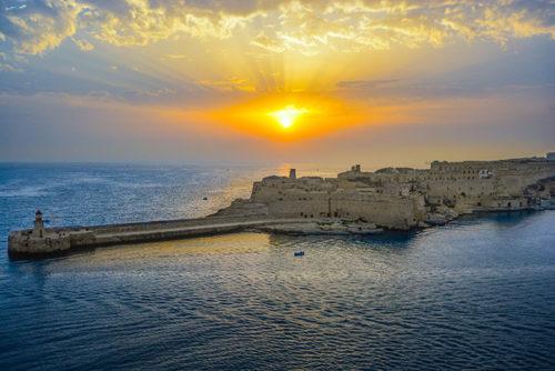 malta-sunrise
